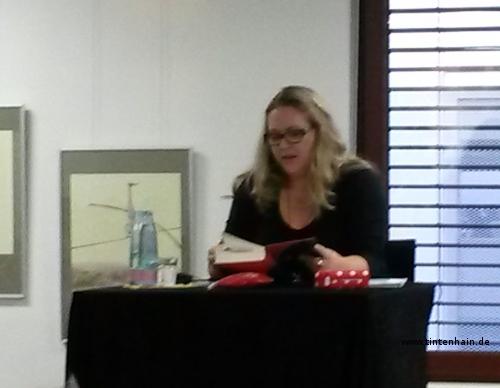 Kerstin Gier liest