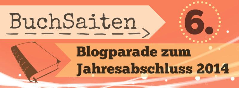 Logo Blogparade (c) buchsaiten.de
