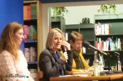 Rika Weniger, Jojo Moyes, Margarete von Schwarzkopf