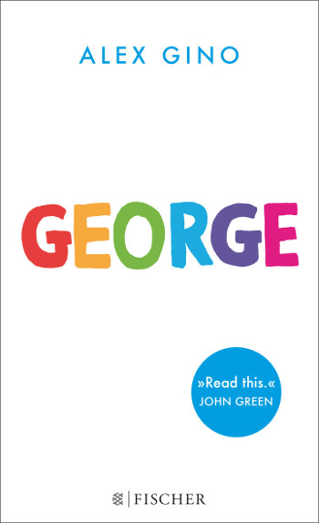 Cover George Alex Gino