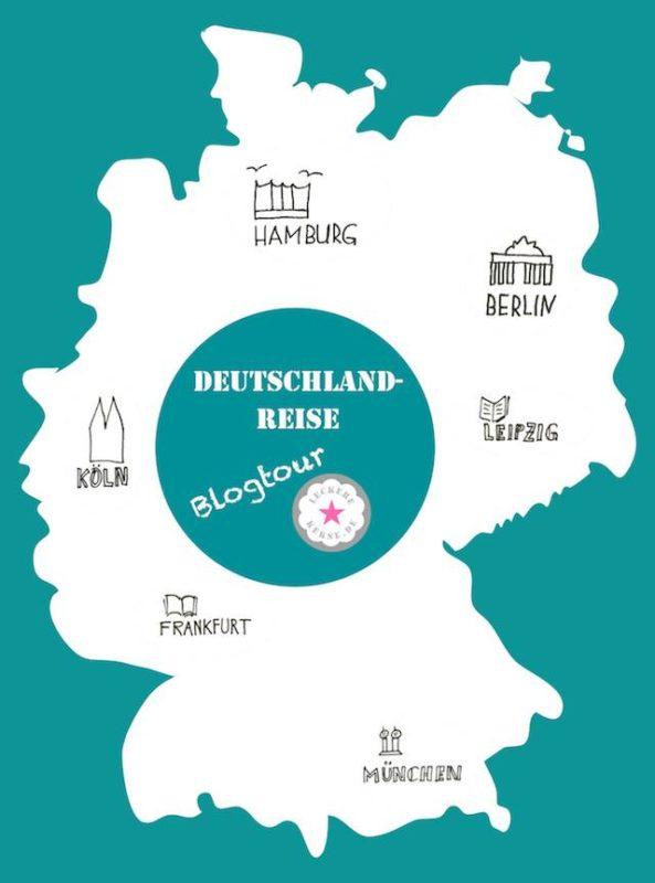 Logo Deutschlandreise