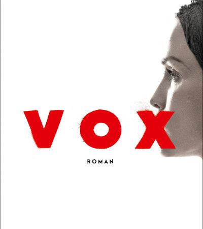 Cover Vox Dalcher