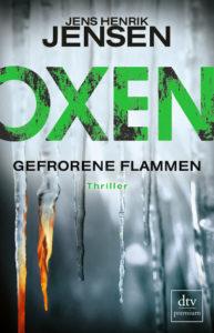 Cover Oxen Gefrorene Flammen