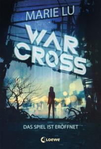 Marie Lu War Cross Cover