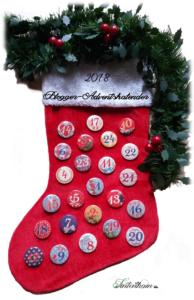 blogger adventkalender Stiefel