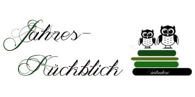 Jahresrückblock Logo Rückblick