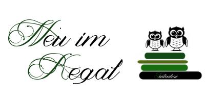 Neu im Regal Neuzugänge Logo