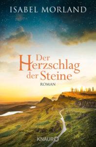 Isabel Morland Herzschlag der Steine Cover