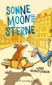 Cover Lara Schützsack Sonne Moon und Sterne