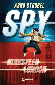 Cover Arno Strobel High Speed London