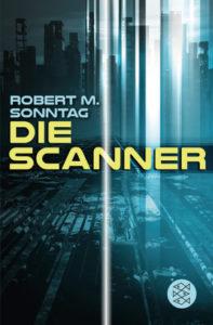 Cover Die Scanner Robert. M. Sonntag