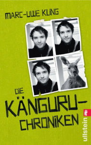 Cover Marc-Uwe Kling Die Känguru-Chroniken