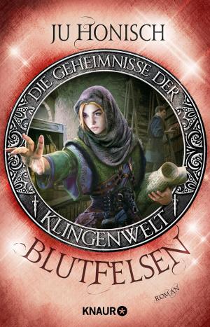 Cover Blutfelsen © Droemer Knaur Verlag