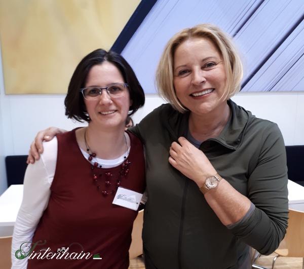 mit Elisabeth Herrmann